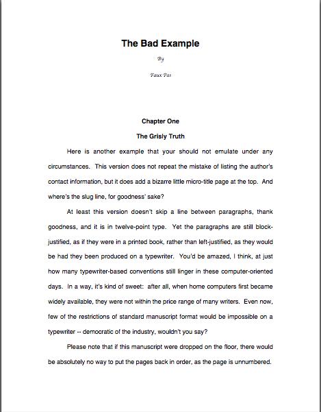 How to write a extemporaneous speech