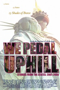 Roland's film We Pedal Uphill