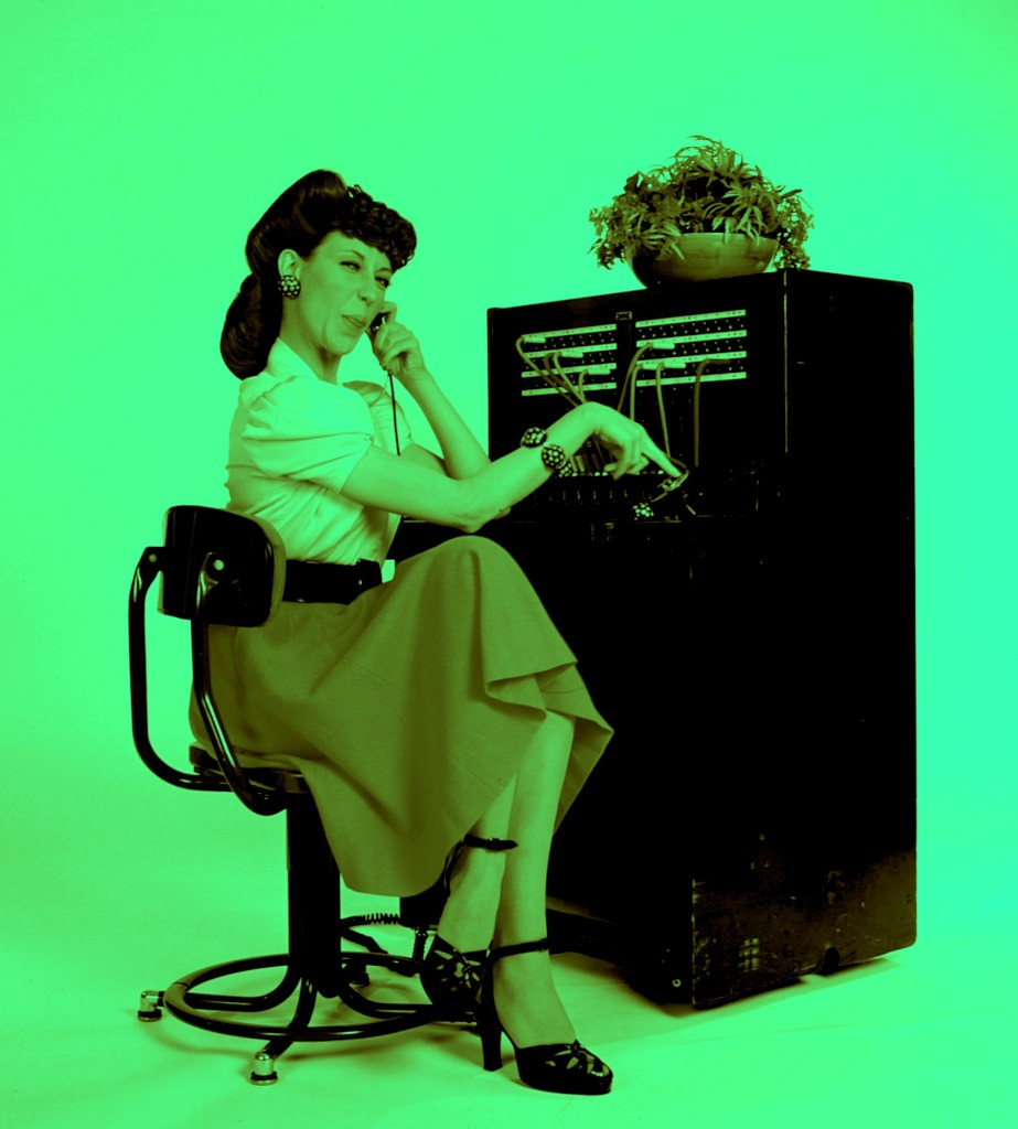 lily tomlin operator