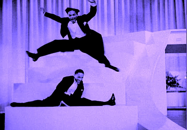 Nicholas brothers jumping