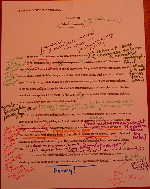 Protagonist likability – Author! Author!:: Anne Mini's Blog