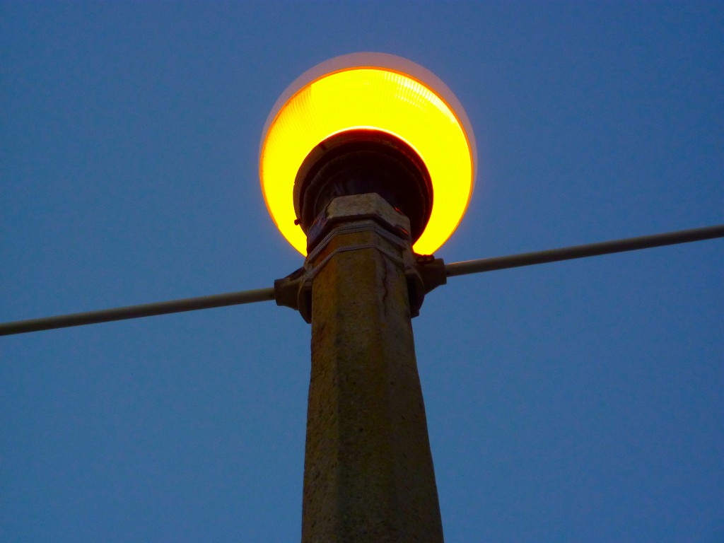 street lamp Pacifica1