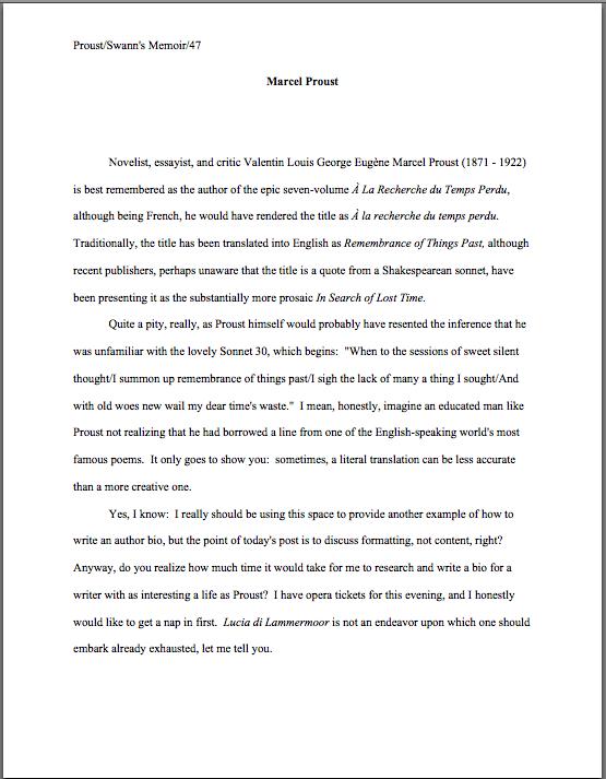Author bio – Author! Author!:: Anne Mini's Blog