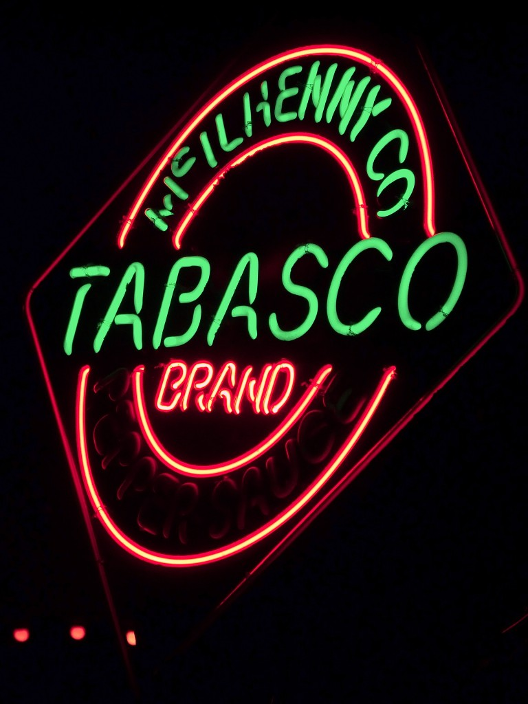 tabasco sign