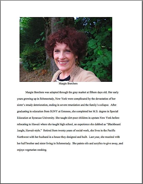 Author! Author!:: Anne Mini's Blog