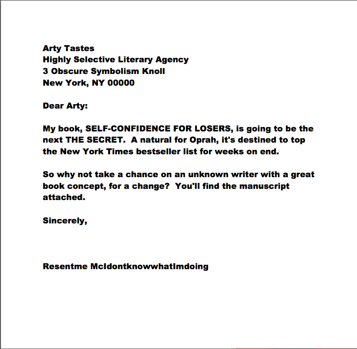 Query letters for beginners author author anne minis blog dont spiritdancerdesigns Image collections